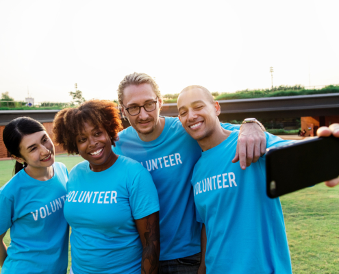 National Volunteer Week April 7-13 2019