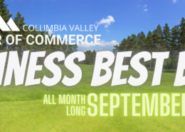 Columbia Valley Chamber of Commerce Business Best Ball Golf Tournament